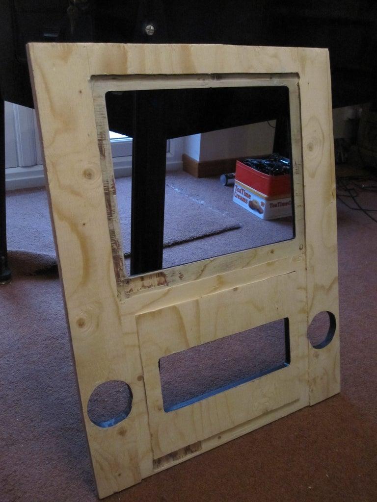 Building Back Glass Housing