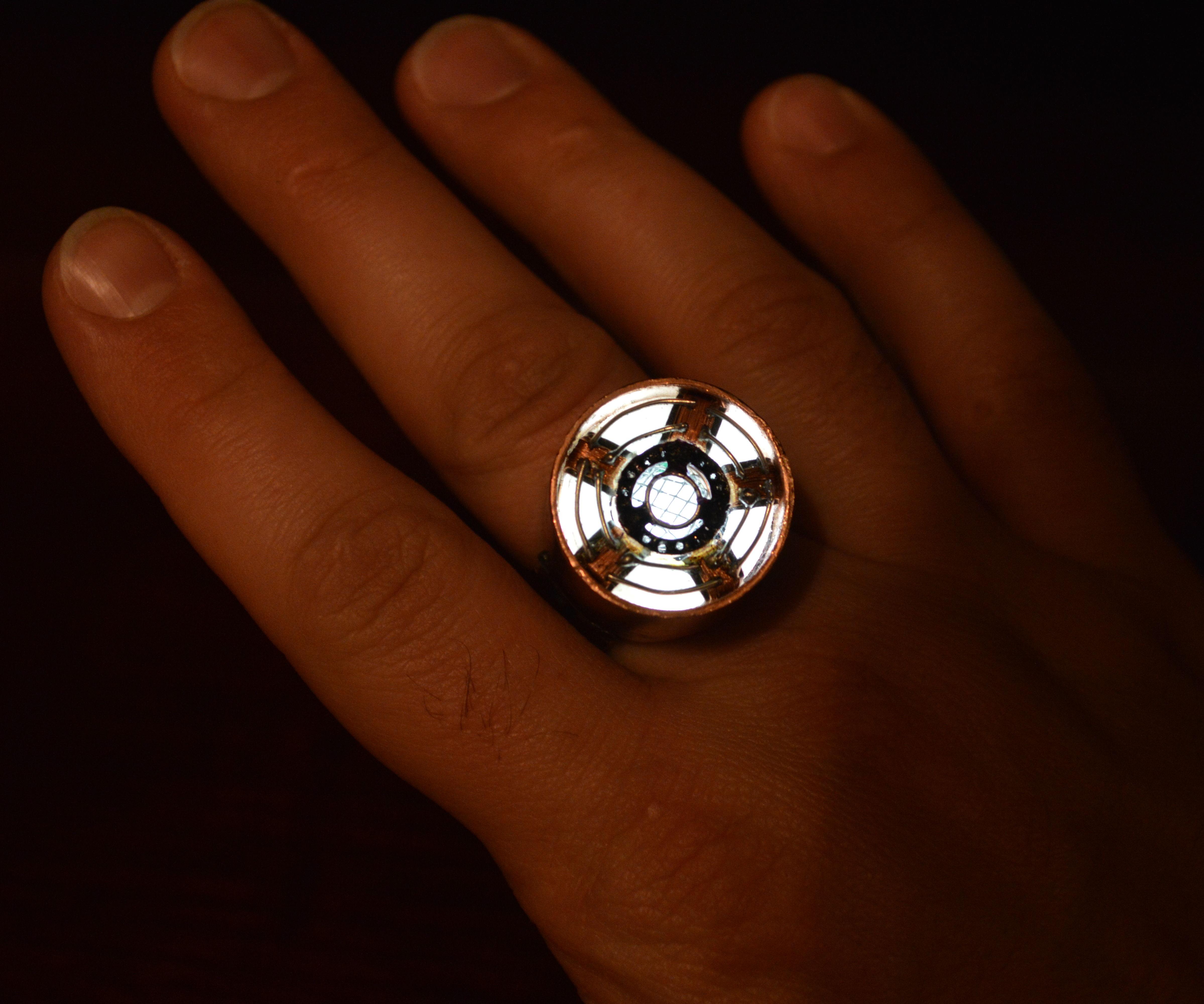 Arc Reactor Ring