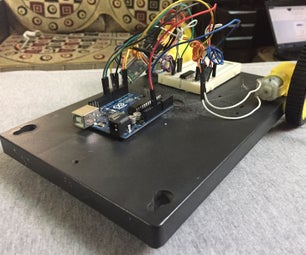 Bluetooth RC Car Using L293D & HC-05