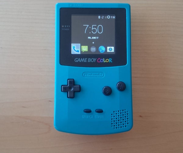 GameDroid: Android Gameboy