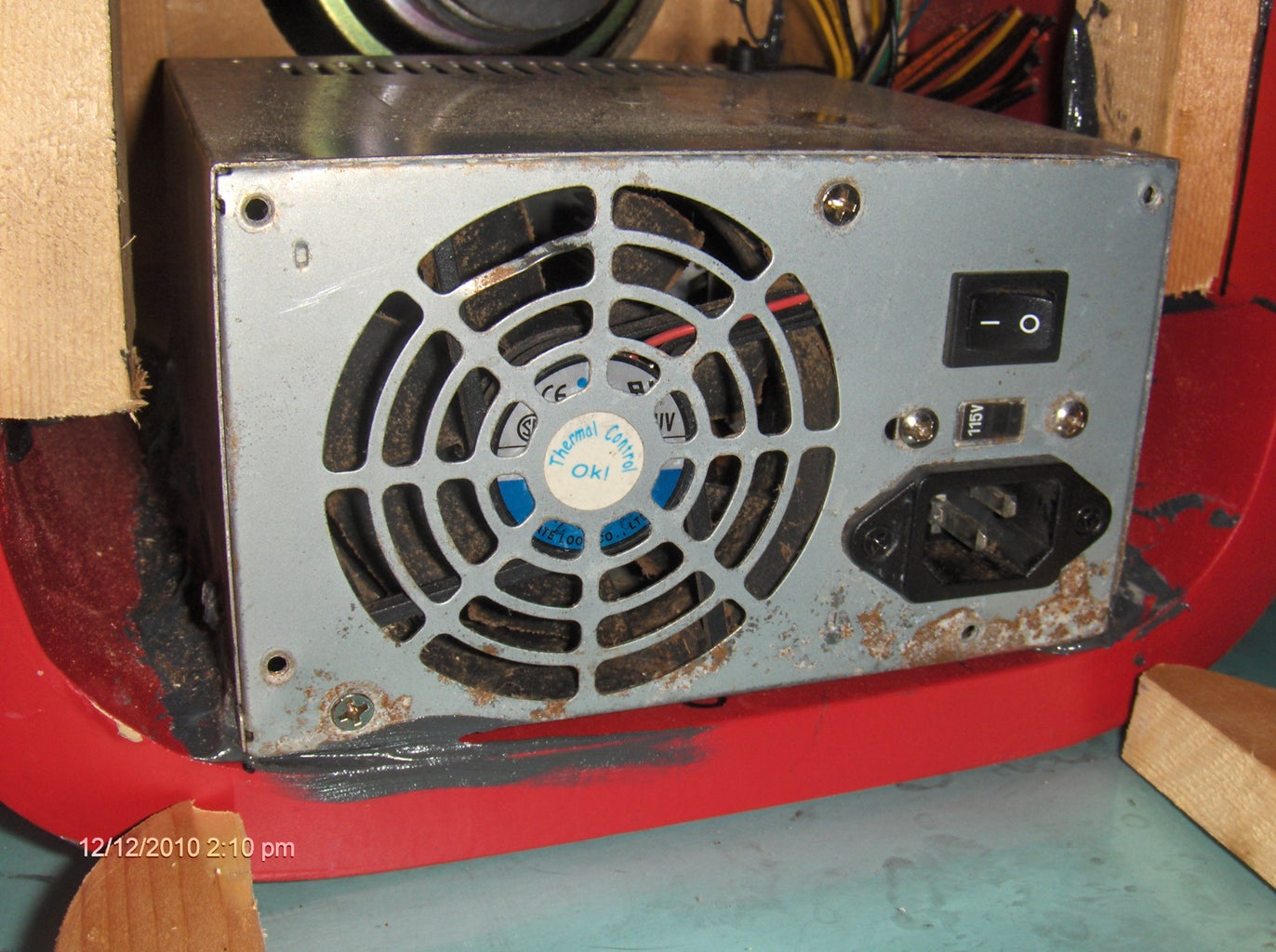 Prep Your Power Supply
