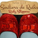 { RUBY SLIPPERS }