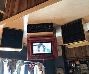 Junkyard Entertainment System