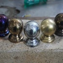 Stainless Steel Coloring Technique