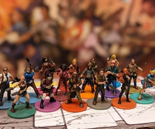 Amazing Painted RPG Minis