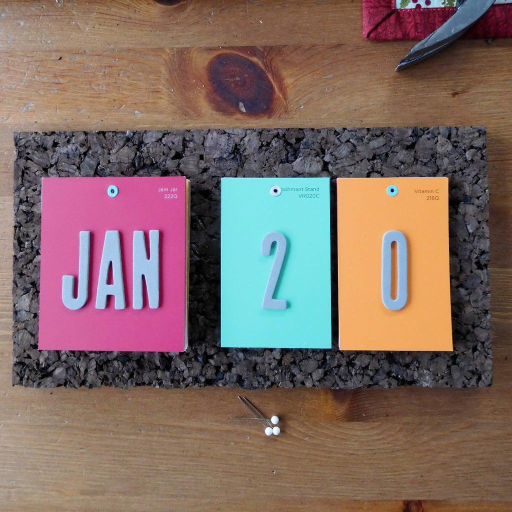 Assemble Your Calendar