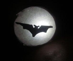 Simple Decorative Batman Light!