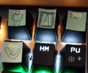 How to Repurpose Lesser Used Keys on Linux