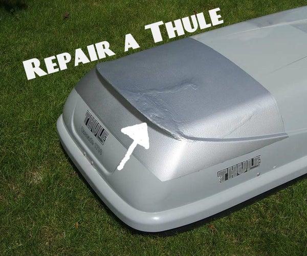 Repair a Thule Rooftop Carrier