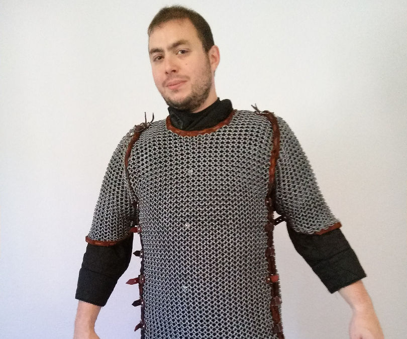 A novel approach to Mail armor
