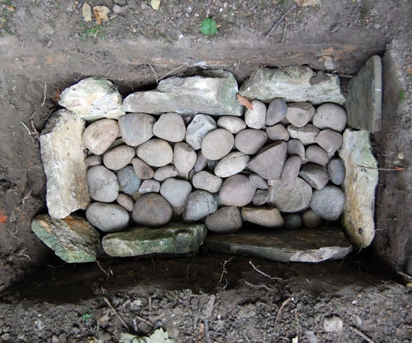 How to Build a Pit Oven (And Cook a Salmon in It)