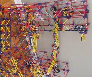 K'nex Ball Machine Grid Tower II,元素
