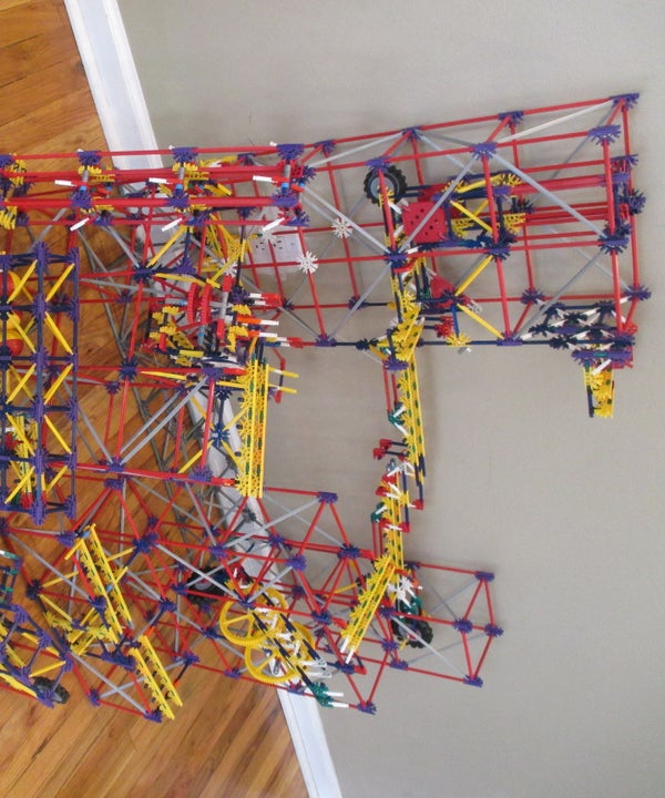 K'nex Ball Machine Grid Tower II, Elements