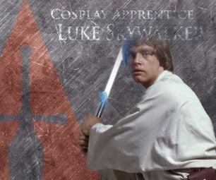 How to Make a Lightsaber - Anakin Skywalker, Luke, Finn