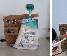 COVID-19 Inspired Hands Free Soap Dispenser