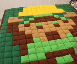 Quilted Weighted Blanket