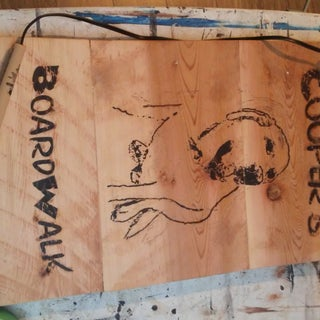 Transferring Images to Wood