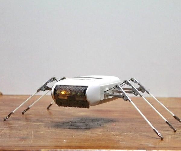 Light Sensitive Junkbot