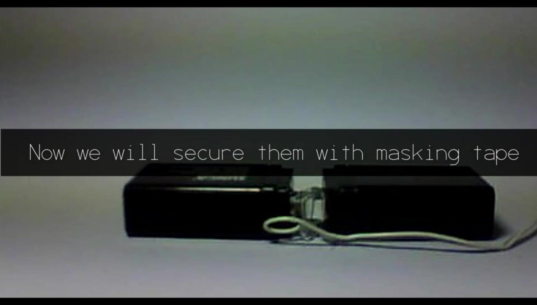 Securing Them.