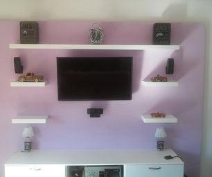 Home Cinema Wall