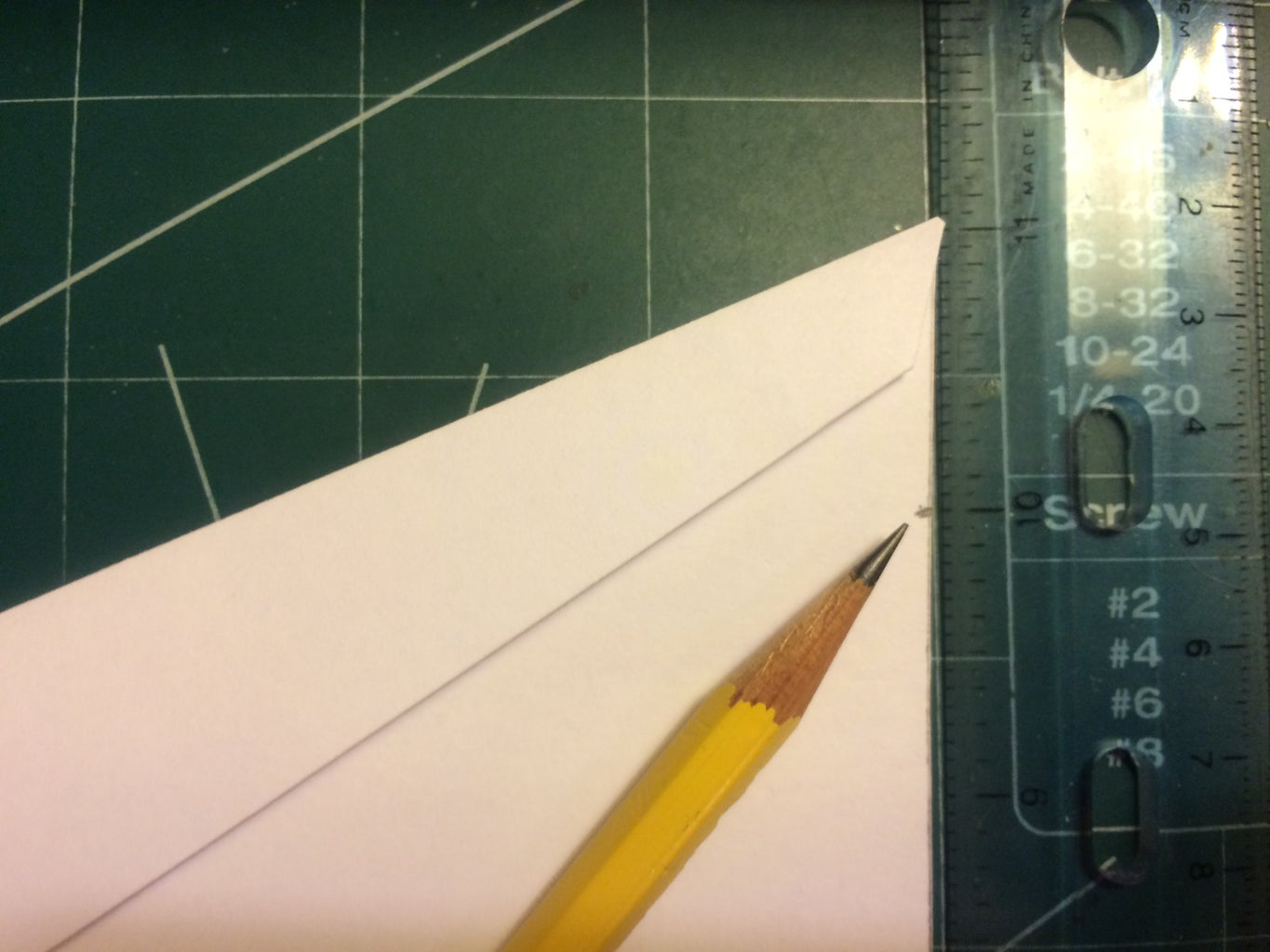 Canard, Wing and Winglet Folding; Taping
