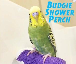 Budgie Shower Perch