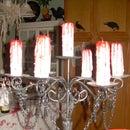 Bloody candelabra
