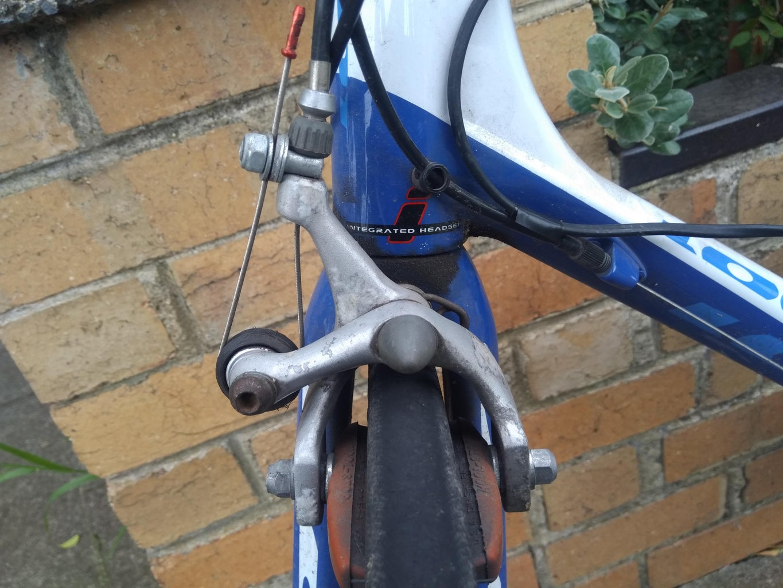 Bicycle Caliper Brake Power Modulator (Doubler)