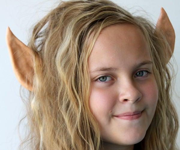 Elven Princess or Christmas Elf Ears Headband!