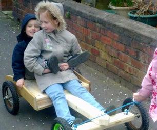 An Old Fashioned Bogie Kart