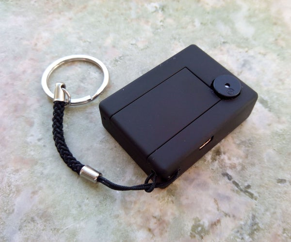 10$ Trackable Keychain