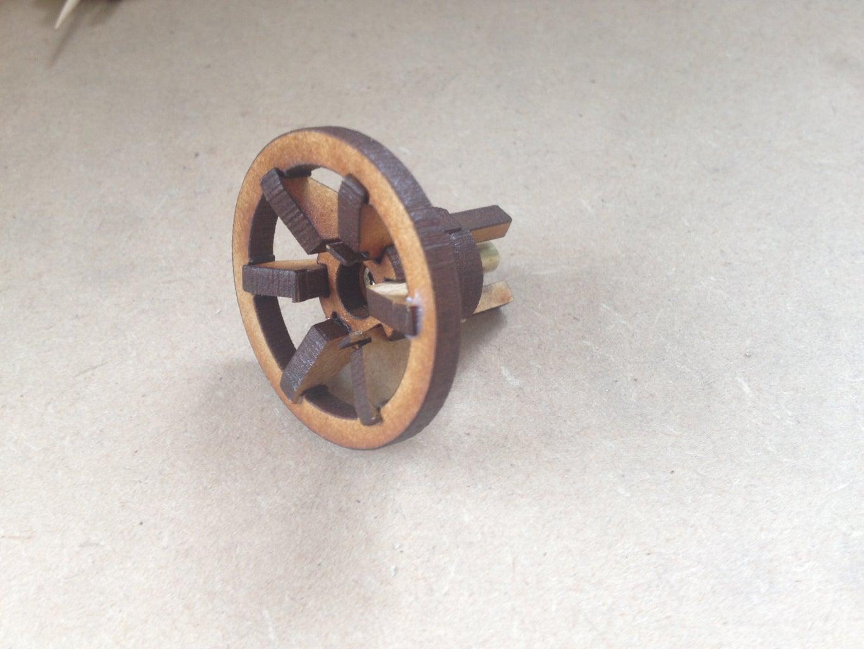 The Back Wheel