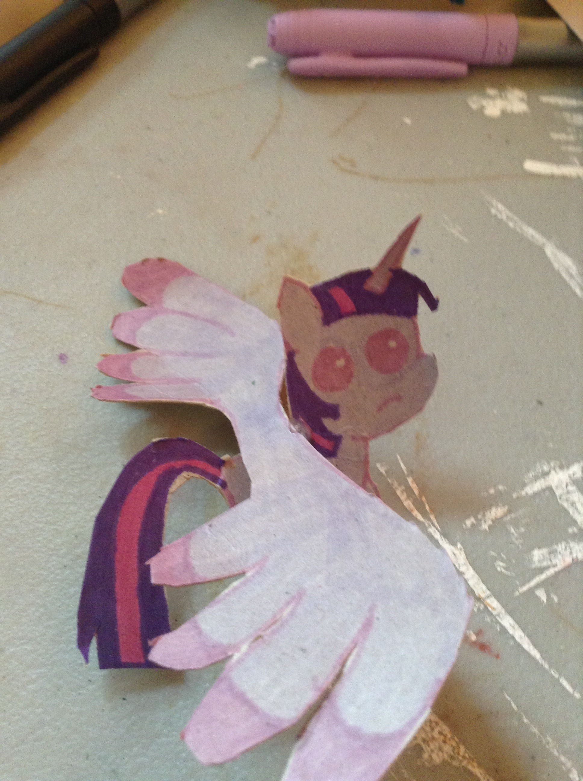 How To Make A Princess Twilight Sparkle That Flies!