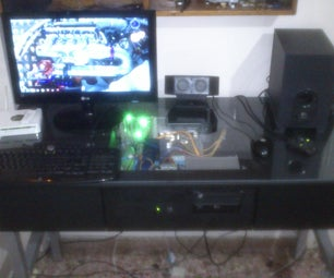 Pc Desk - Case