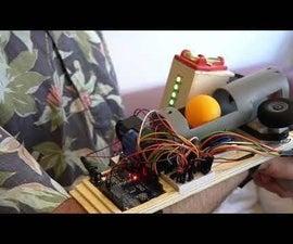 The Ultimate Beer Pong Machine - PongMate CyberCannon Mark III