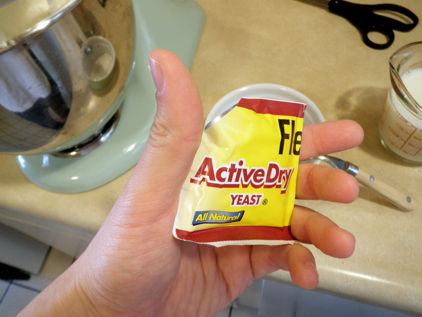 Activate Your Yeast