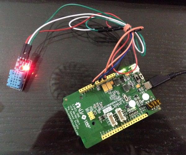 LinkitONE Room Humidity Sensor