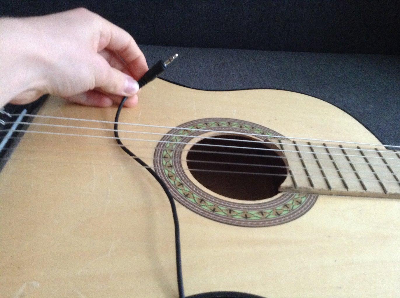 Settings Your Guitar.