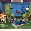 Freshwater Pond Ecosystem Model With Candy!
