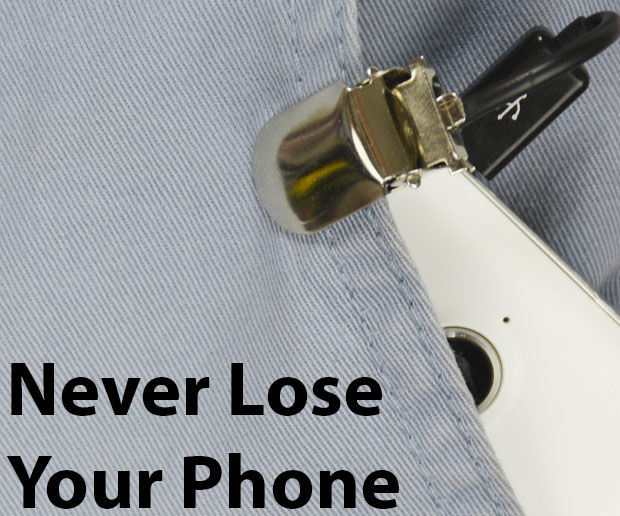 Stop Your Phone From Falling Out of the Pocket