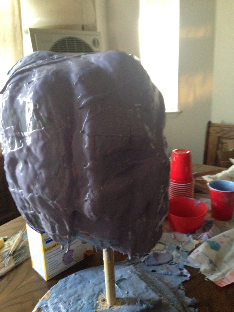 Making a Mold and Casting.