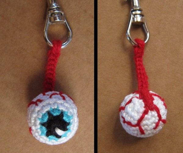 Eyeball Key-chain