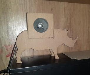 Rhino Speaker