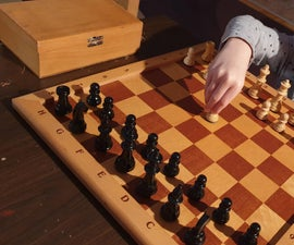 How to Weight Chess Pieces at Home