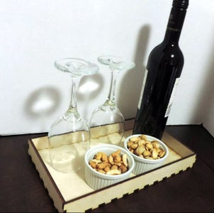 Wine, Tea and Coffee Server