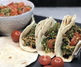 Healthy Tortilla Wrap Recipes