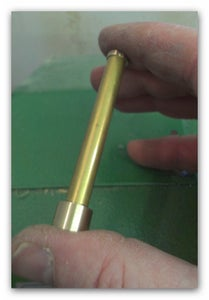 The Pen Kit and Making Your Own Bushings