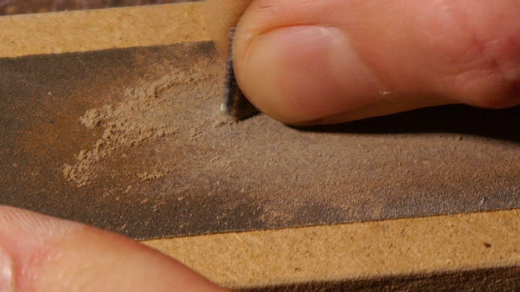 Sanding, Sanding and More Sanding...