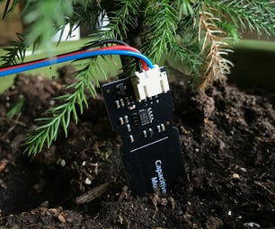 Annoying Soil Moisture Sensor With Photon and IFTTT