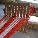 Popsicle sticks Slot & Eye Reed for weaving (high dpi)